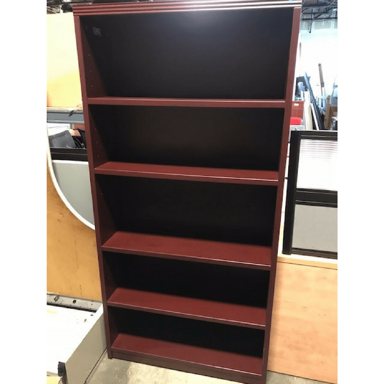 Lacasse 70 Series 4-Shelf Bookcase