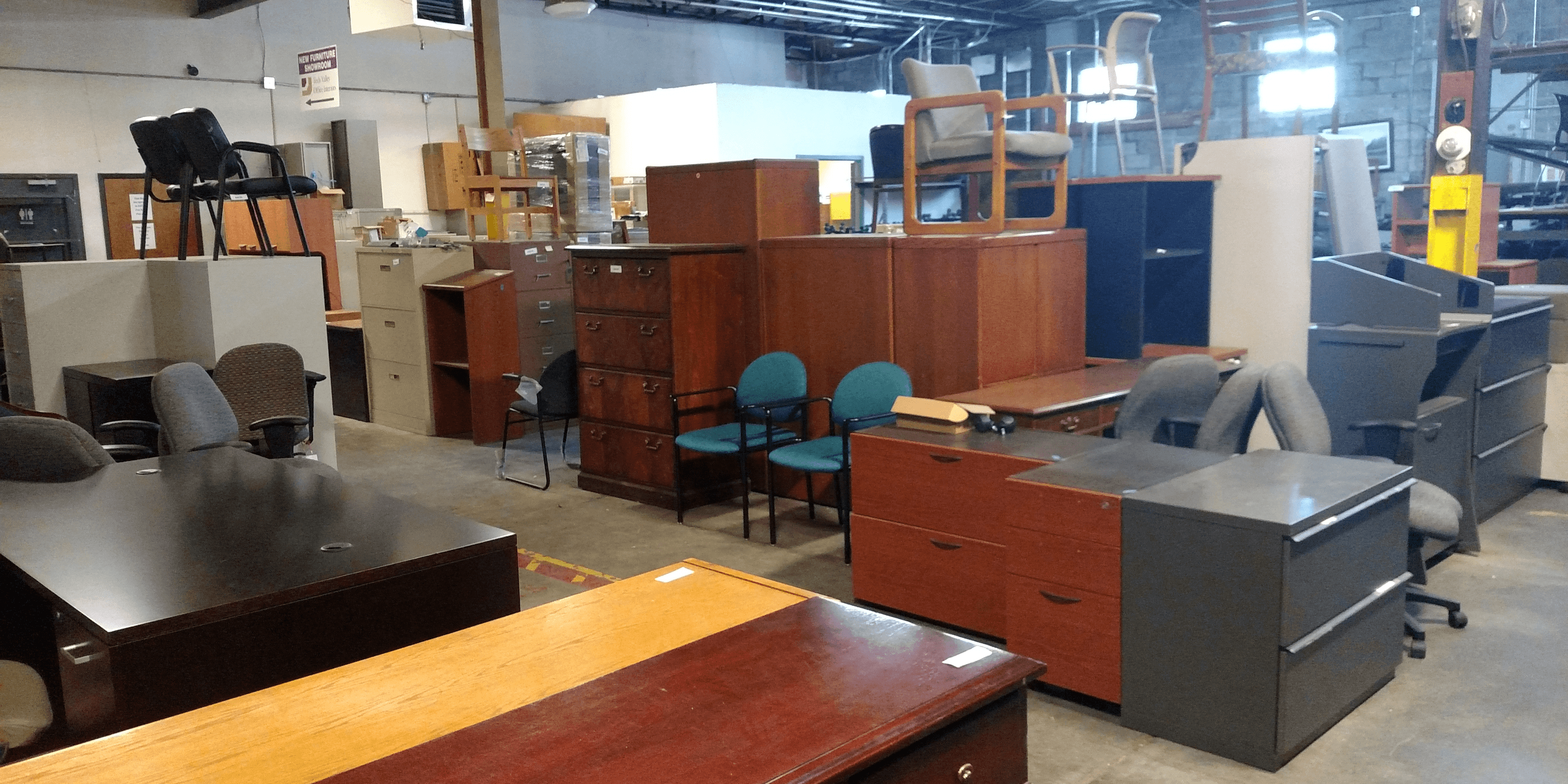 Shop Pre Owned Tech Valley fice Interiors