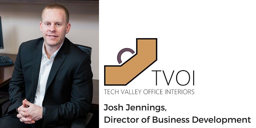 Jennings Named Director of Business Development – Tech Valley Office ...: http://www.tvoinu2u.com/2016/03/07/jennings-named-director-of-business-development/