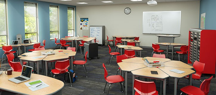 Why Mobile Classroom Furniture Matters Tech Valley