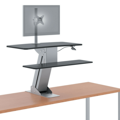 HON Directional Sit to Stand Single Arm - Raised