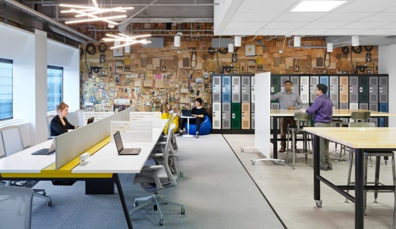 Tech Valley Office Interiors