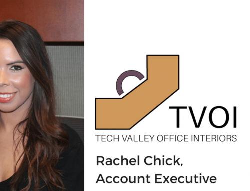 Rachel Chick Joins Tech Valley Office Interiors Team