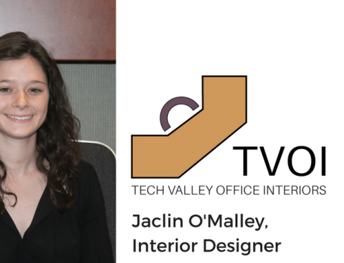 Jaclin O'Malley Joins Tech Valley Office Interiors
