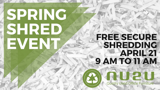 Nu2u Shredding Event